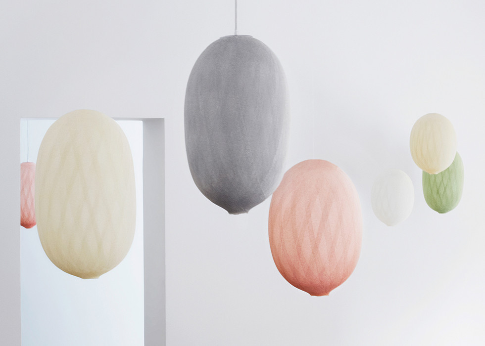 Cocon Lamps