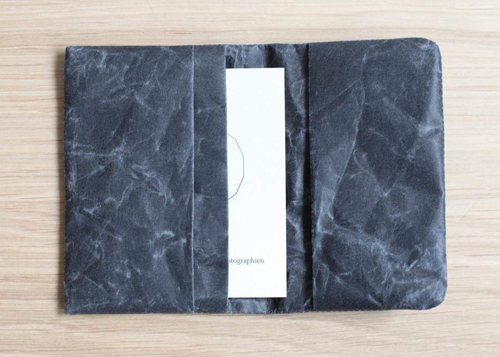 Siwa Business Card Case | Black