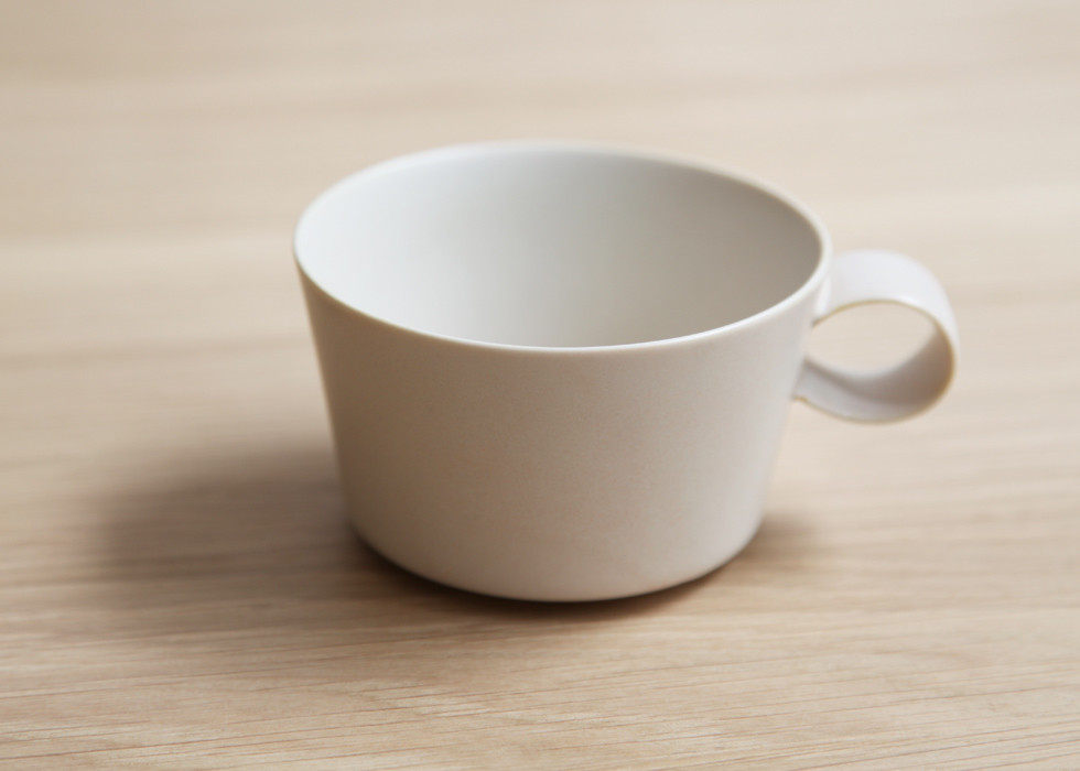 Unjour Cup | Ivory