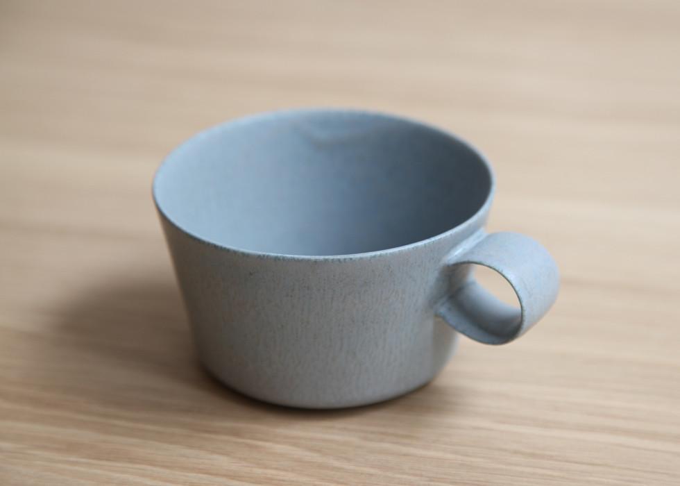 Unjour Cup   Smoke Blue