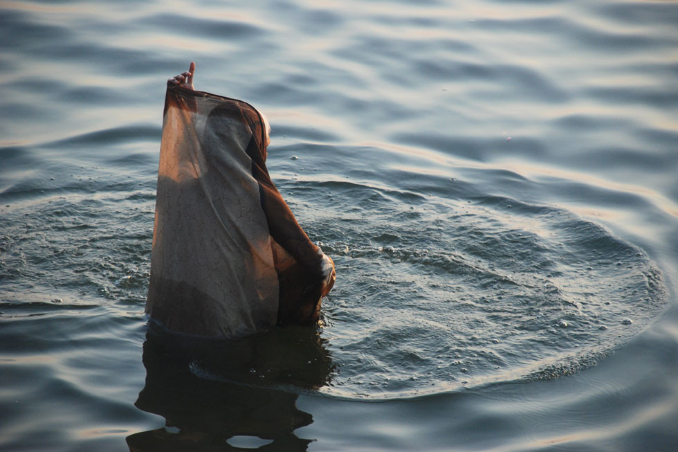 ganges woman
