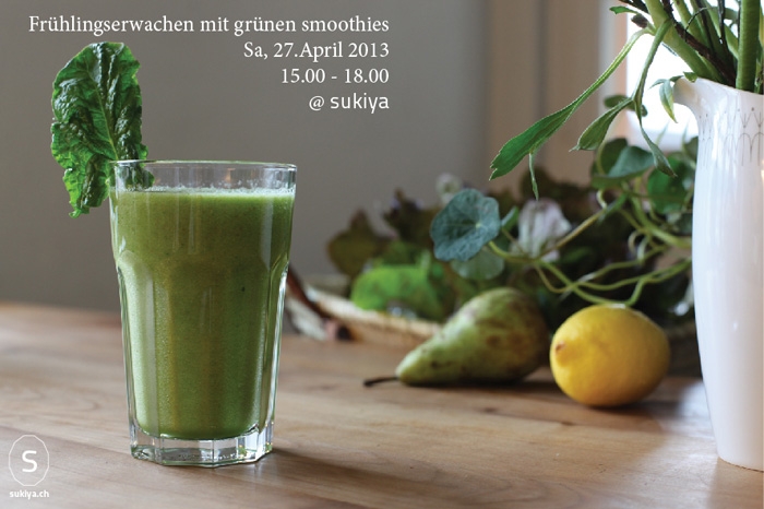 SUKIYA | SMOOTHIE DAY